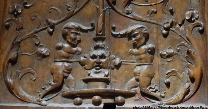 grotesques 16e musée arts deco