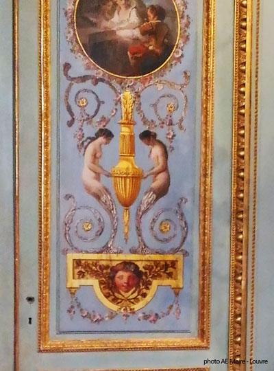 grotesques-bois-peint-18e-Louvre ecoutelebois