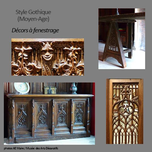 mobilier-gothique-décor-fenestrage