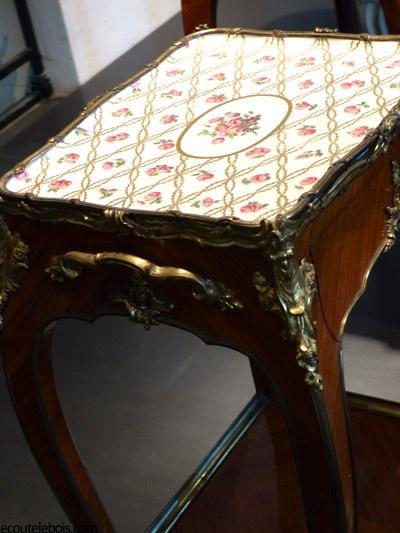 table à thé 1770 ecoutelebois