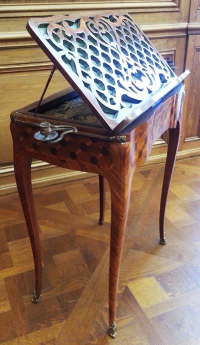 table d'accouchée ecoutelebois