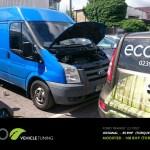 Ford Transit Mk7 2 2 Tdci Ecu Remap Eco Vehicle Tuning