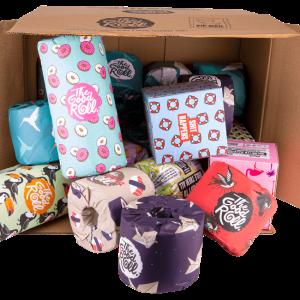 3-in-1 Home Kit | Tissues, Rollen & Keukenpapier