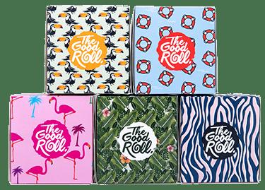 3-in-1 Home Kit   Tissues, Rollen & Keukenpapier