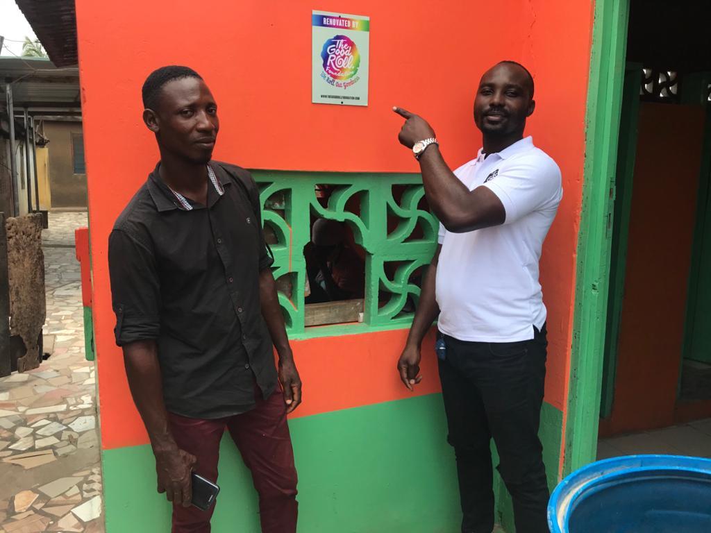 schooltje in Afrika