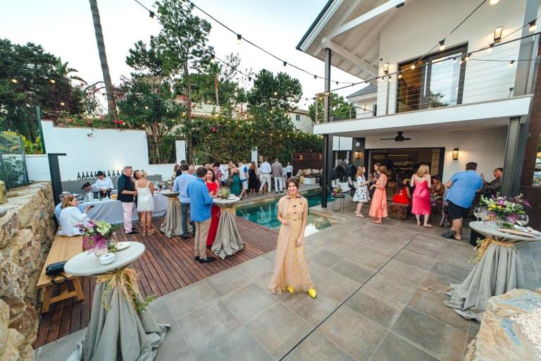 A villa design that fit the client's lifestyle