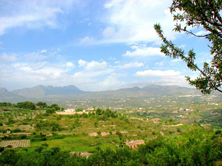 Land for sale in the Costa Blanca
