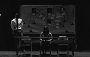 investigation in a dark room