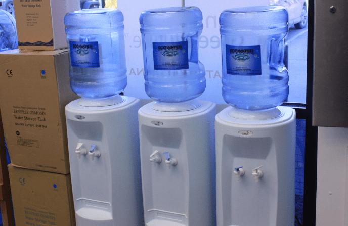 Ecowater Kelowna Water Cooler