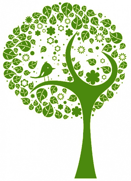 vector-abstract-tree_green2