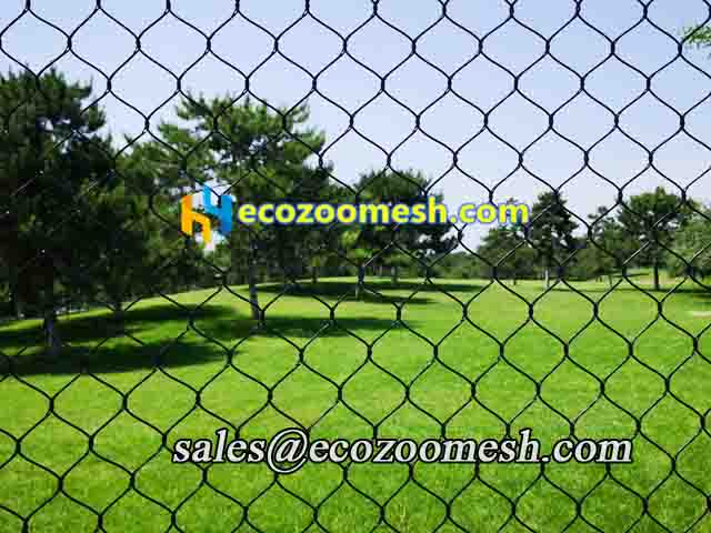 Steel Wire Mesh Railing For Sale Wire Mesh Railing Reusable Long Life