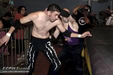 Wrestler PJ Storm
