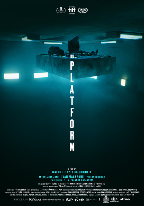 The platform - Ecran et toile
