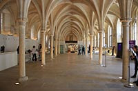 Grand hall collège des Bernardins