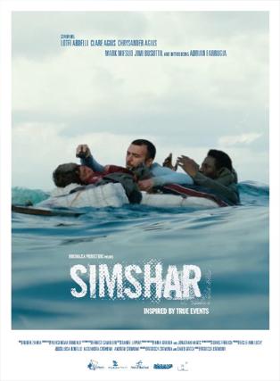 affiche Simshar