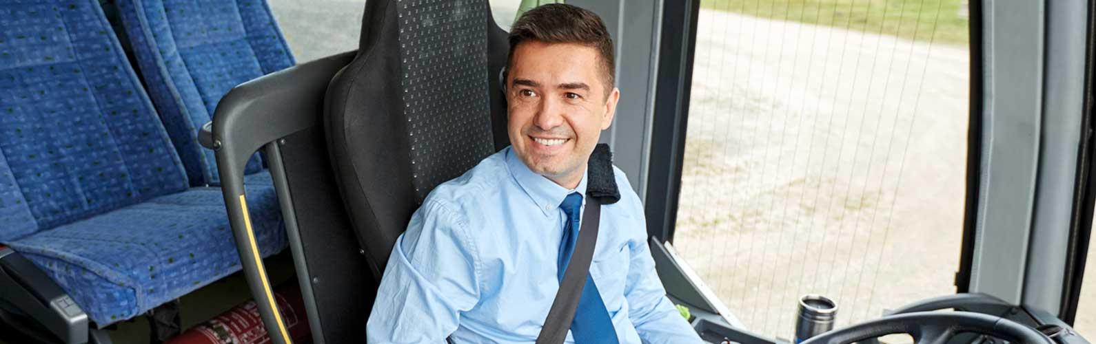EC Rider Bus Driver