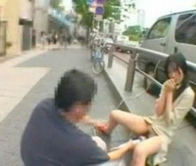 Japan Public Orgasm