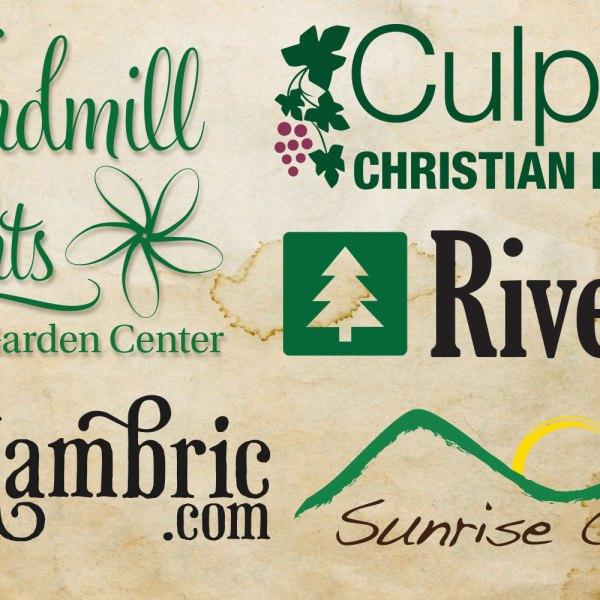 Logos by Elizabeth C. Spillman