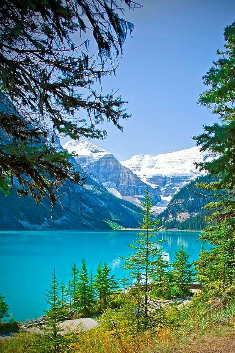 banff national park is one of the most beautiful places. Black Bedroom Furniture Sets. Home Design Ideas
