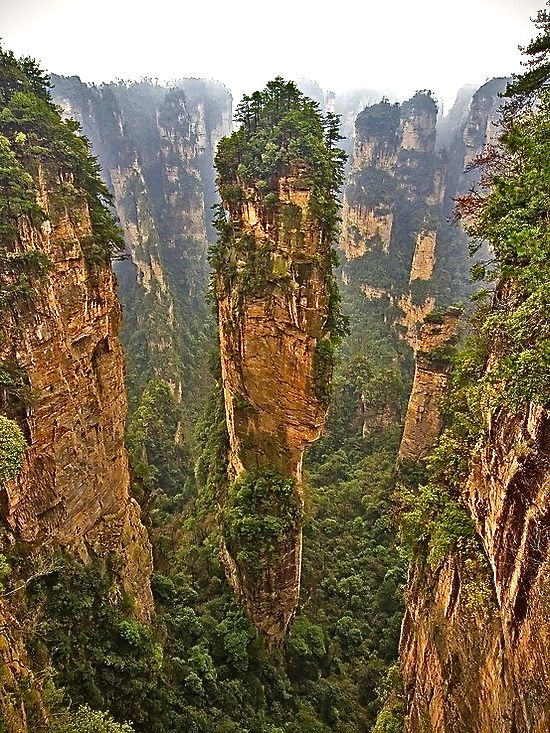 The List of 19 Worlds Most Beautiful Canyons