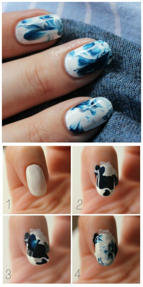 10 Simple Nail Art Designs Tutorial You Need To Know For