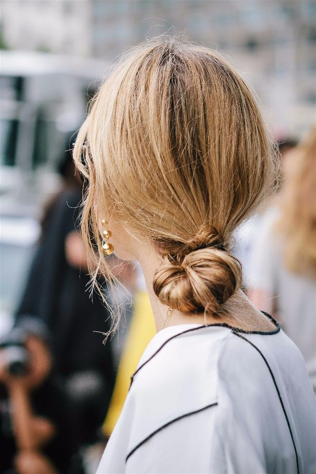40 Simple And Beautiful Hairstyles For Office Women ...