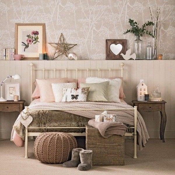 vintage bedroom design ideas.  Modern Twist On Vintage Bedroom Design 33 Cute And Simple Shabby Chic Decorating Ideas
