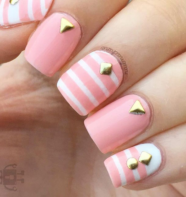 Summer Nail Art Ideas - 19