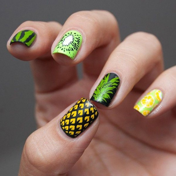 Summer Nail Art Ideas - 24