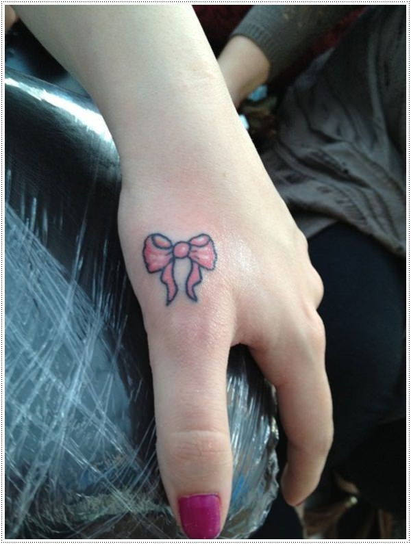 40 Cute And Attractive Small Hand Tattoo Designs That Will Make You