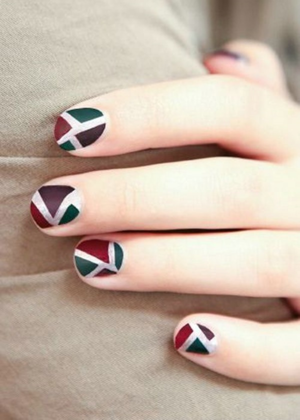 35 Most Creative Acrylic Nail Art Designs To Fascinate Your Admirers 187 Ecstasycoffee