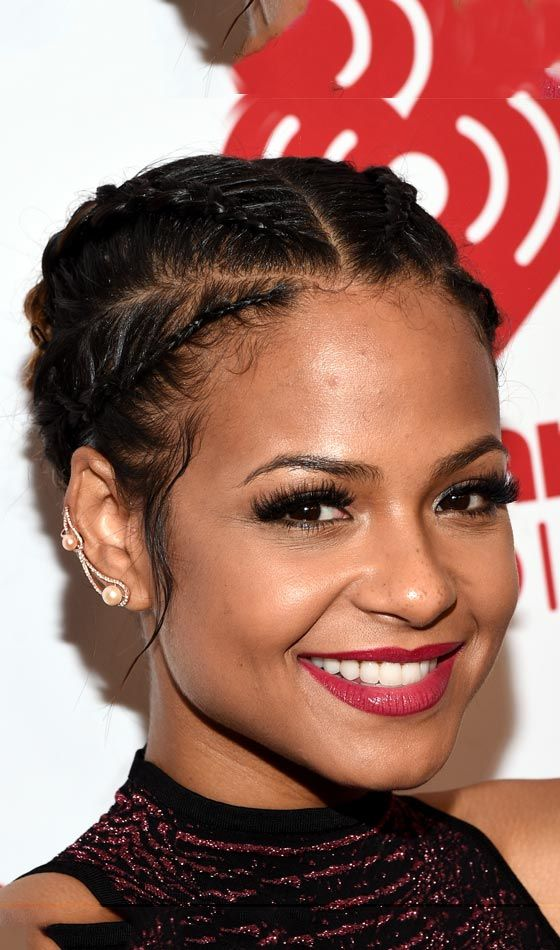 40+ Super Cute And Creative Cornrow Hairstyles You Can Try ...