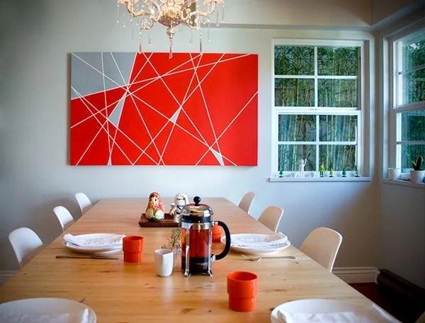 Modern Wall Art DIY Project