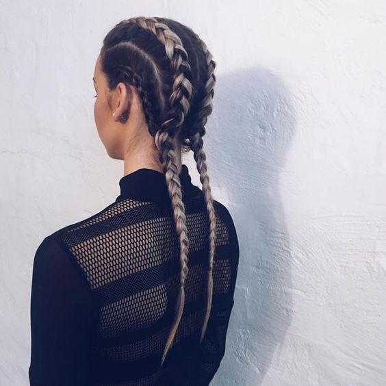 25 Impressive Ways To Rock Boxer Braids 187 Ecstasycoffee
