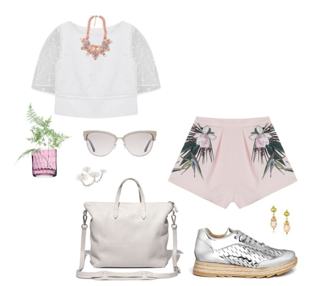 13a096c1ff6a 50 Cute Outfit Ideas For Spring Summer Polyvore Combinations That Will  Spice Up Your Wardrobe » EcstasyCoffee