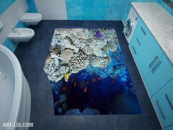 3d Bathroom Floors 1 ...