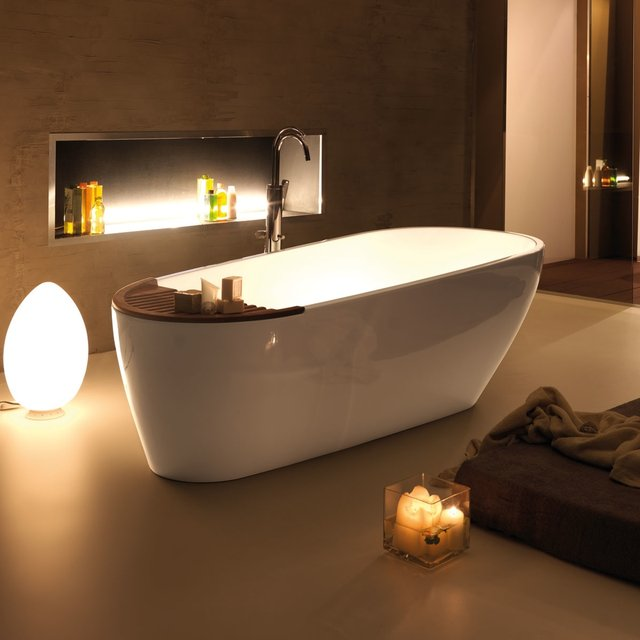 30 Luxurious Bathtub Design Ideas That You Will Love