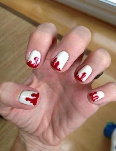 80 cute halloween nail art ideas you can do at home