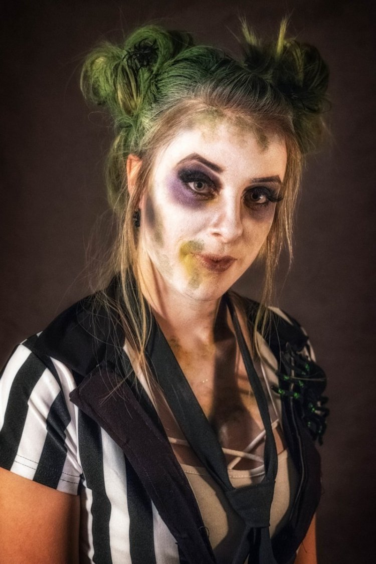 Witch Halloween Makeup Easy.50 Scary And Unique Halloween Makeup Ideas That Are