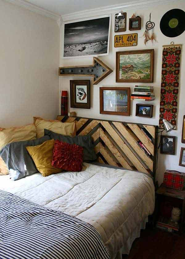 Diy Bedroom Ideas For Small Rooms Design: 40 Beautiful Pictures Of Bohemian Style To Decorate Your