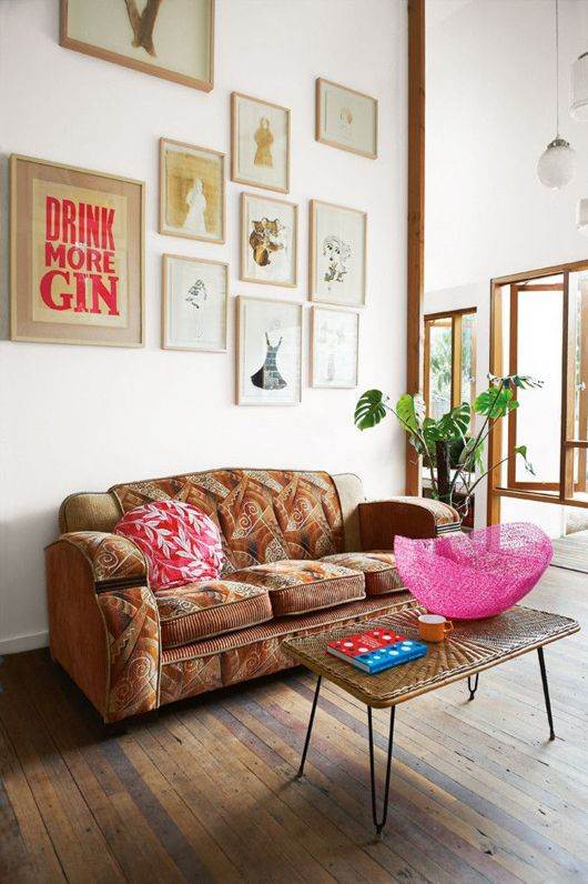40 Beautiful Pictures Of Bohemian Style To Decorate Your ...
