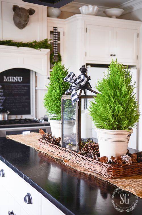 Today 1600784993 Lovely Christmas Kitchen Island Centerpiece The Best Ideas For Your Interior