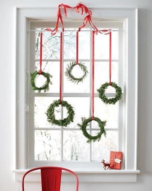Window Decoration Ideas Home Part - 17: ... Christmas-window-decorations-ideas-22 ...