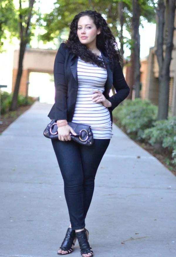 40 plus size fashion outfits inspiration » ecstasycoffee