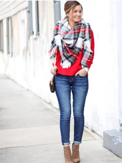 50 Cute Christmas Outfits Ideas To Copy EcstasyCoffee