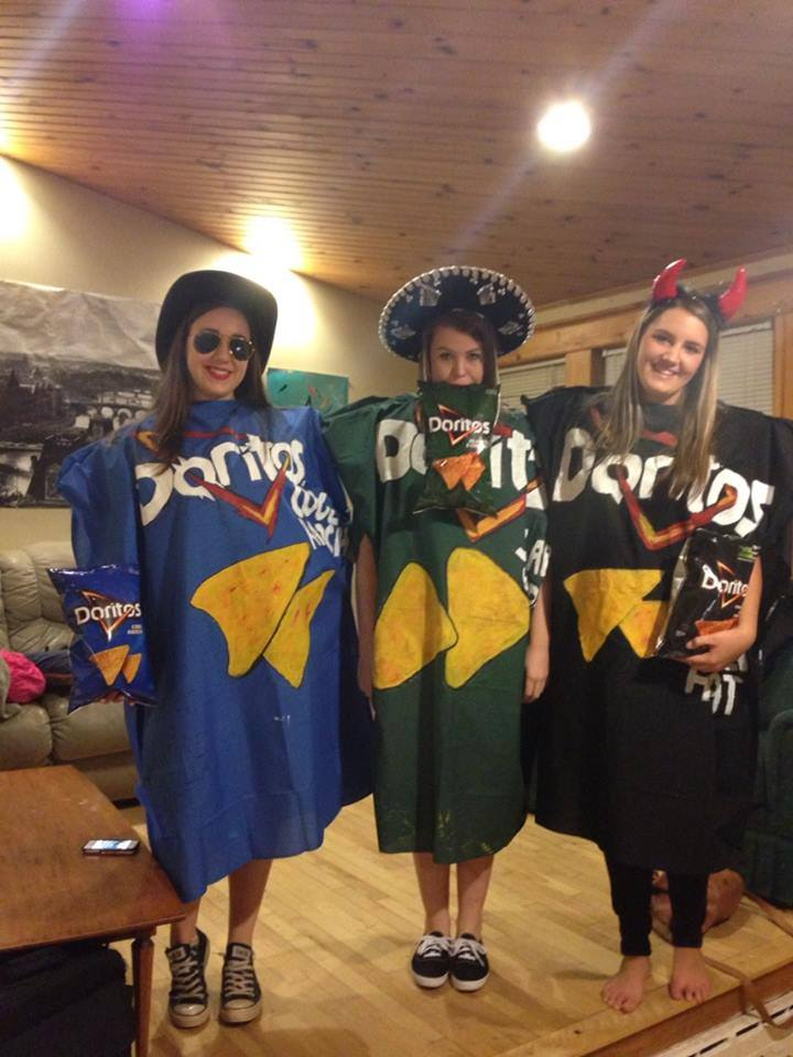 3 dressed up as cool ranch jalapeno cheddar and sweet chili heat