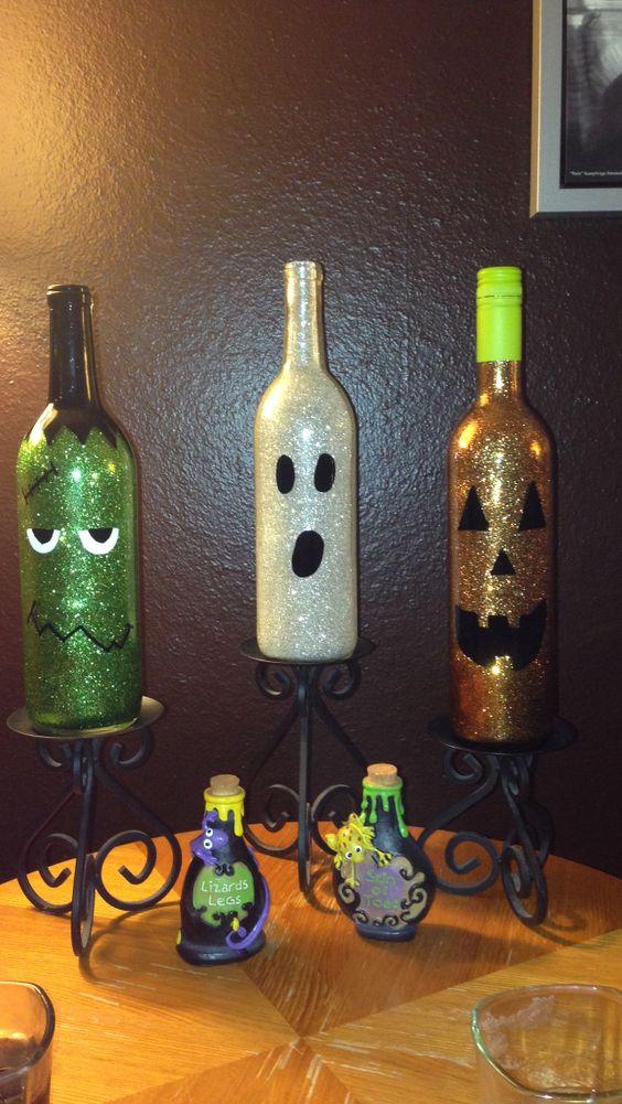 halloween-wine-bottles