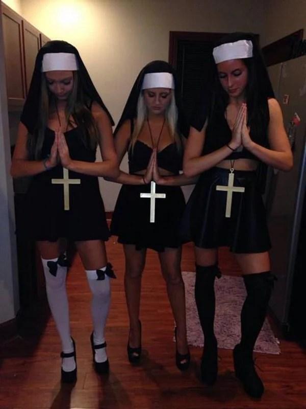 female group halloween costume ideas