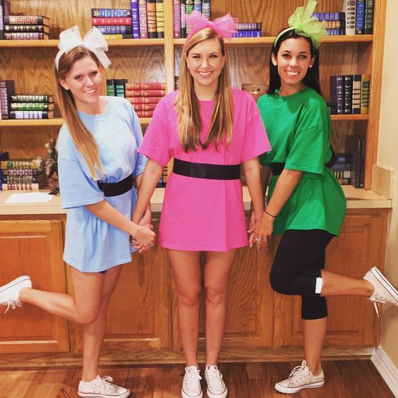 50 Bold And Cute Group Halloween Costumes For Cheerful ...