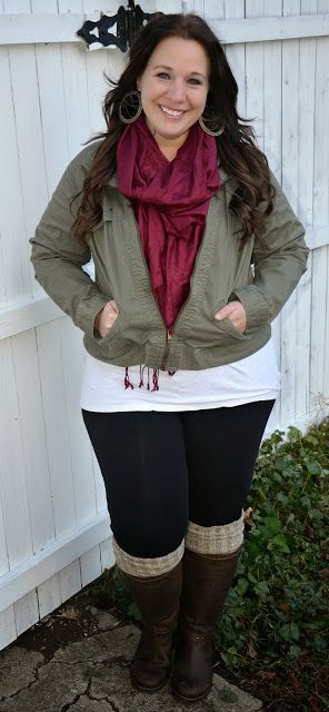 25 Stunning Fall Winter Outfits Ideas For Plus Size Ladies